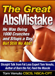 Great Abs Mistake Report